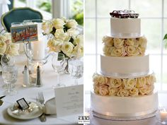 Captain Linnell House wedding details