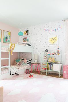 (Firstly, thanks for the love about Dream Big Atlanta – I'm so excited about it, and have some fun things coming up for y'all related to the event!) I've been sharing photos of the girls' room here and there on instagram, but here is an official update with the bunk beds. (See how the room […]