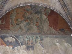 'inondations' de Paolo Uccello (1397-1475, Italy)