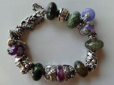 Troll Beads Fest 2013 bracelet ... completely beautiful ♥ #trollbeads