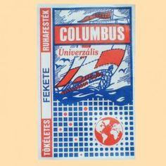 Columbus ruhafesték
