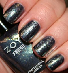 Zoya FeiFei :: such a cool polish. used on accent nail last week. going on my toes next week.
