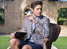 Gagliardi Menswear: Spring/Summer 2014 Collection