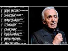 Best Songs Of Charles Aznavour (Full Album HD) || Charles Aznavour's Gre...