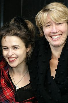 You don't know the importance of this. While Kenneth Branagh (Gilderoy Lockhart) was married to Emma Thompson, he had an affair with Helena  Bonham Carter. But Emma forgave Helena and now they're friends.