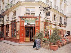 Le Montparnasse 1900, Boulevard du Montparnasse, Paris, Île-de-France, France