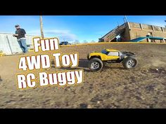 The HBX 12891 Dune Thunder has been a trending RC toy off-road buggy and when GearBest reached out to see if we wanted to review any products they stocked, we requested the Dune Thunder to see what it was all about. This little buggy or Desert Truck as it's listed on the GB site comes built and ...