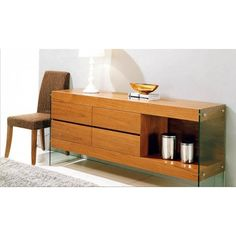 Central -bespoke luxury Sideboard. Luxury Italian sideboard with lacquered natural Veneer finish.