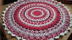 alfombra en trapillo xxl