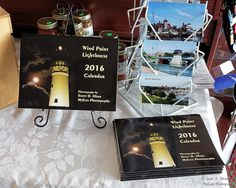 I have a limited supply of 2016 Wind Point Lighthouse calendars available .