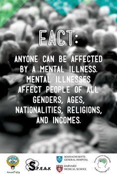 mental illness FACT