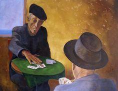 Miguel García López  tiene en su haber una amplia trayectoria expositiva y reconocimientos. Alterna su carrera profesional con la docencia de pintura en Eivissa y Sant Josep. Se considera autodidacta, aprendiendo de clásicos y modernos para extraer de ello un quehacer personal. Paisajes, payesas, rincones ibicencos y paredes encaladas son algunos de sus temas.