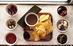 Did somebody say Salsa Roja? http://www.thecoveteur.com/salsa-recipe-la-esquina/