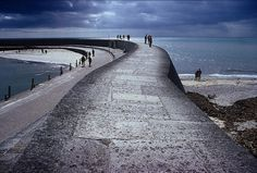 Lyme Regis, the Cob - we used to go on holiday here as kids - fabulous place - need to visit again really soon.