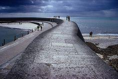 Lyme Regis, the Cob
