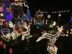 Christmas Lights Bay Area Deacon Dave's Christmas Lights In Livermore Caone Of My Favorite