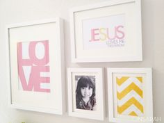 jesus loves me print