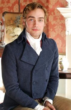 Mr. Bingley from Lost in Austen (actor Tom Mison)