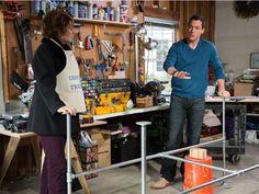 Mark's DIY Work Bench   Hallmark Channel