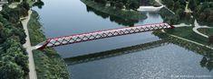Peace Bridge / Santiago Calatrava