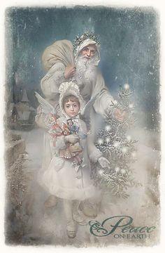 JanetK.Design Free digital vintage stuff: Kerst Dit is een super pagina voor plaatjes