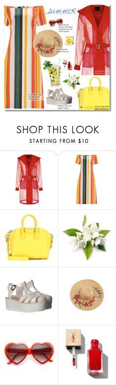 """""""SUMMER 2k17"""" by zalarupar ❤ liked on Polyvore featuring La Perla, Finery London and Givenchy"""