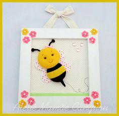 quadro abelhinha