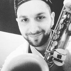 #saxophone #gold #blackandwhite #blackandwhitephotography #sunday #slovakia #slovakboy #sheet #sheetmusic #artist #clef #music #musician by lukastoth