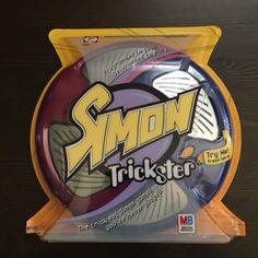 Milton Bradley SIMON Trickster FULL SIZED Game Brand New Sealed