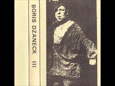 Boris Dzaneck - Cassette III