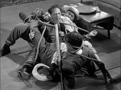 Rope Tying Class The Andy Griffith Show
