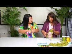 ▶ The Joy of Crafting 160/1 - Finger Lei - YouTube