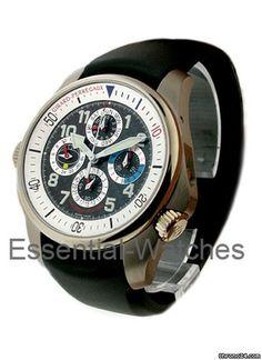 Girard Perregaux R & D 01 / Perpetual Chrono - White Gold $33,500 #GirardPerregaux #watch #watches #luxury #style #chronograph white gold case with automatic movement