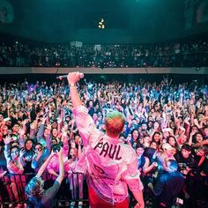 In less than 24 hours, we decided to throw a concert... this... is what happened. We, The Jake Paulers are stronger than ever. Thank you so much for the daily support and thank you so much for following along on my journey of life.... We're a family now, the closest family there is, through thick and thin, I got your back, you got mine. It's crazy because I feel like I know each and every one of you, as if we're on the same wavelength all the time. Let's keep on growing, grinding, and…