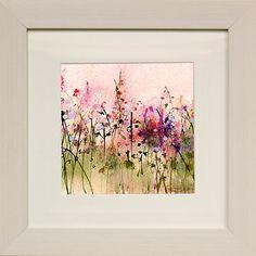 Buy Sue Fenlon- Meadow Flowers Framed Print, 35 x 35cm Online at johnlewis.com