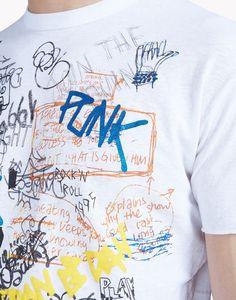 long cool fit t-shirt camisetas y tops Hombre Dsquared2