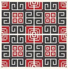 Resultado de imagen para ROSE WAYUU PATTERN Tapestry Crochet Patterns, Loom Patterns, Cross Stitch Patterns, Knitting Patterns, Beaded Jewelry Patterns, Beading Patterns, Mochila Crochet, Inkle Loom, Fillet Crochet