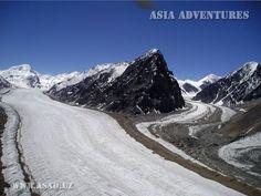 Fedchenko Glacier - Google Search