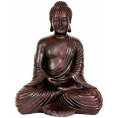 Sitting Japanese Buddha Statue