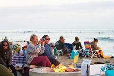 A family goes beach camping - Matthew Micah Wright / Getty Images