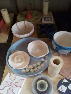 Clay Creations, Coasters, Tableware, Dinnerware, Drink Coasters, Dishes, Serveware, Coaster