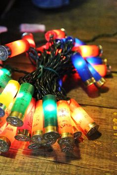 MULTI SHOTGUN SHELL LIGHT SET - Junk GYpSy co.