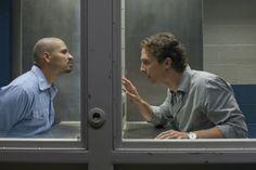 Matthew McConaughey and Michael Peña in The Lincoln Lawyer Lincoln Lawyer, Lincoln Town Car, 2011 Movies, Imdb Movies, Hits Movie, Movies To Watch Online, Movie Releases, Matthew Mcconaughey, Streaming Movies