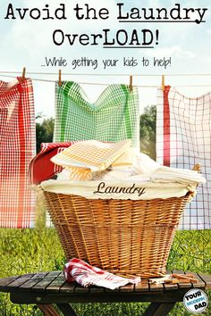 Avoid the laundry OverLOAD