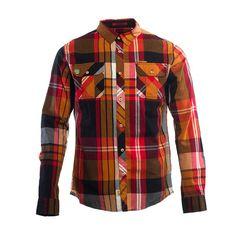 Pruitt button-up shirt // Akoo Clothing
