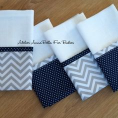 Chevron, Baby Sheets, Arts And Crafts, Diy Crafts, Dish Towels, Fabric Flowers, Sewing Projects, Patches, Kit