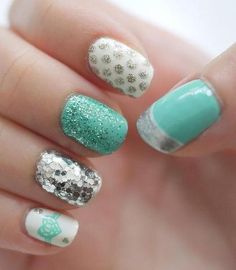 Image via We Heart It https://weheartit.com/entry/148497821 #nails