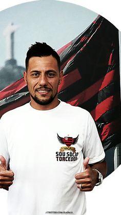 Ele chegou! #Flamengo #Diego #Alves