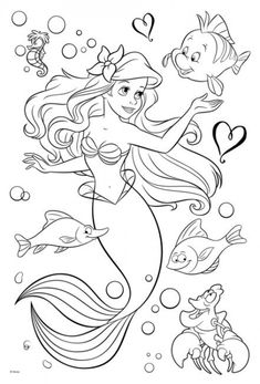 Ballerina Coloring Pages, Moana Coloring Pages, Minnie Mouse Coloring Pages, Disney Princess Coloring Pages, Disney Princess Colors, Mermaid Coloring Pages, Cartoon Coloring Pages, Colouring Pages, Adult Coloring Pages