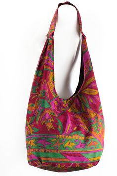 Sari Purse (Mixed Berry) – Village Artisan